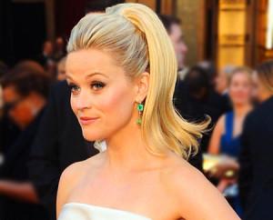 Confira os 10 penteados mais influentes dos últimos tempos!! Terceiro Penteado - Reese Witherspoon