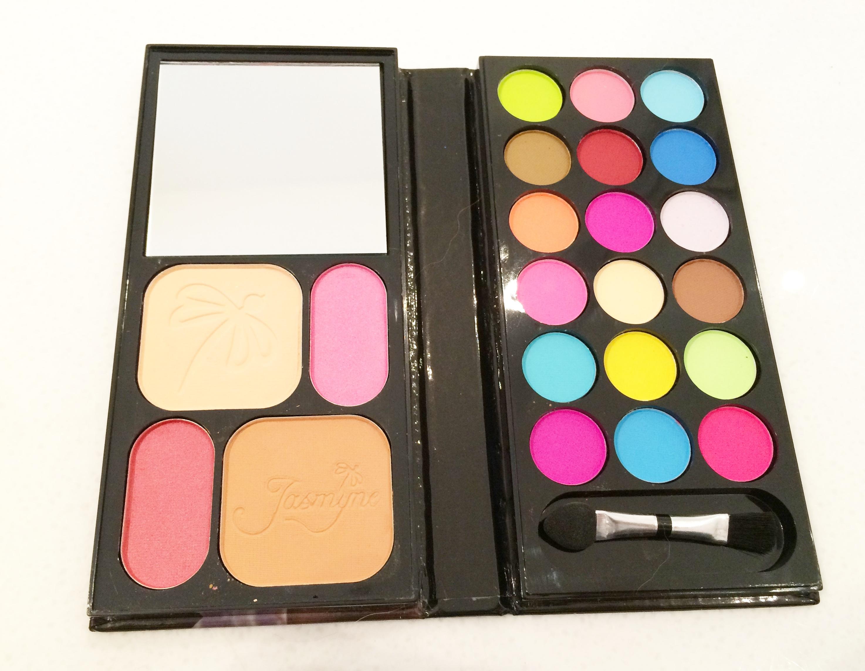 Jasmyne Kit de Maquiagem V001D-FS