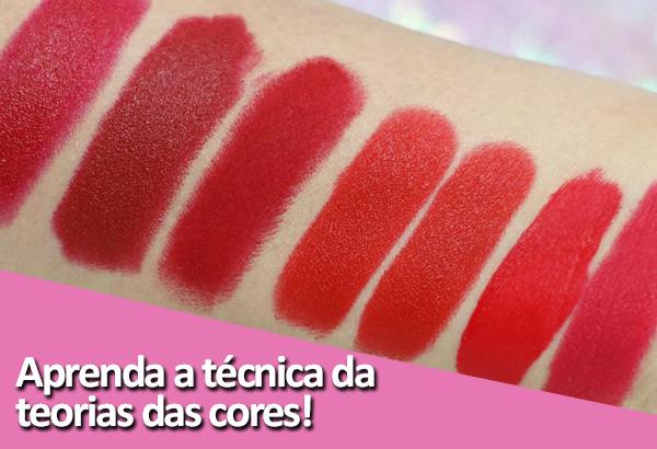 Batom vermelho para todas! Conheça o tom ideal para sua pele.