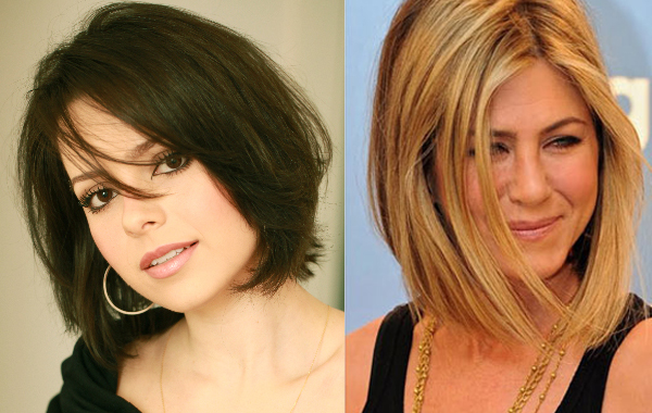 Corte de cabelo chanel regular e long bob