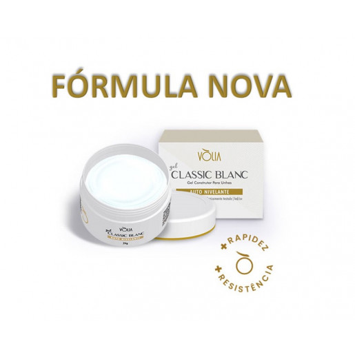 Gel Classic Volia 24g - Blanc