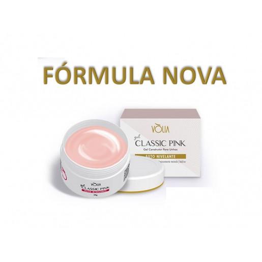 Gel Classic Pink Volia 24g